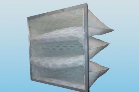 袋式漆雾过滤器