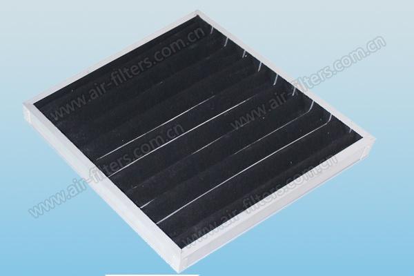 板式活性炭过滤器