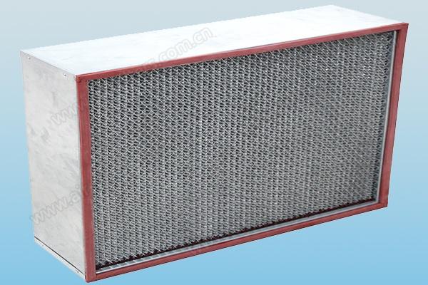 高效耐高温过滤器