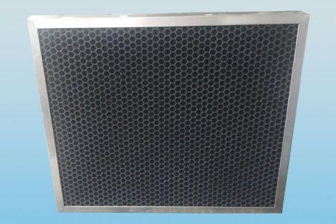 活性炭(蜂窝)炭板过滤器