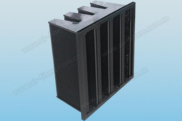 W型活性炭过滤器