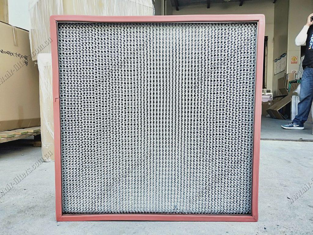 耐高温过滤器的使用—高温过滤网使用说明
