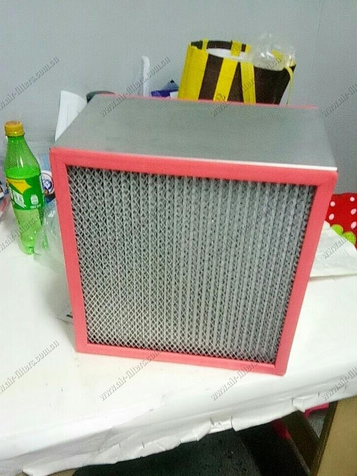 耐温过滤器制造商教你怎么挑选耐高温过滤器
